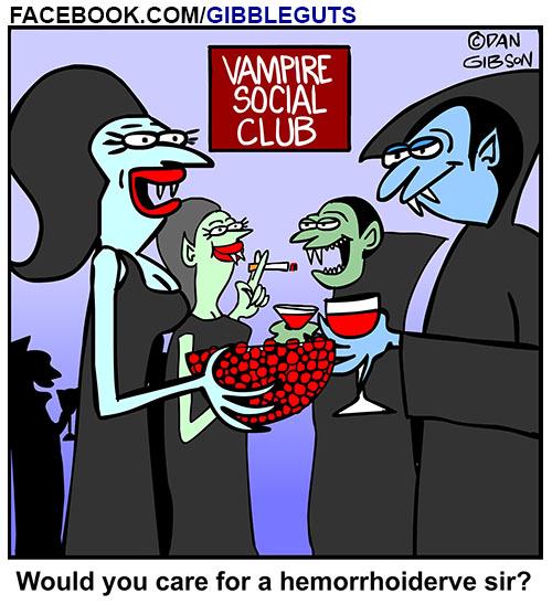 vampire appy