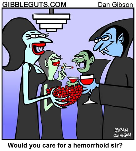 Vampire cartoon