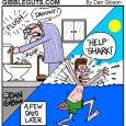 denture cartoon