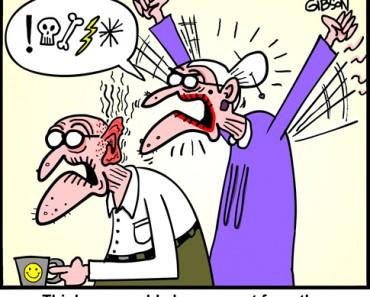 nagging wife cartoon