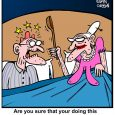spooning old people cartoon