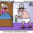 old cowboy cartoon