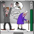 stickup cartoon