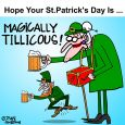 st.patricks day cartoon
