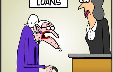 student loans cartoon