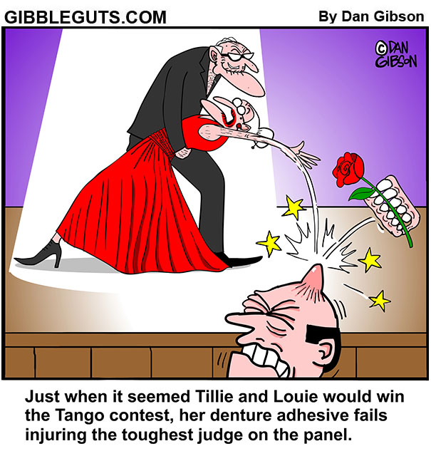 tango contest cartoon