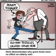 groin kick cartoon