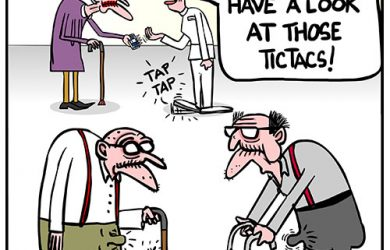 TICTAC CARTOON