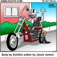 tillie biker