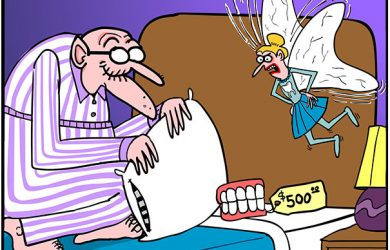 tooth fairy scam