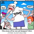funny t-shirt comic