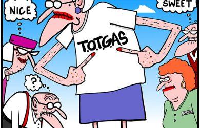 funny t-shirt comic