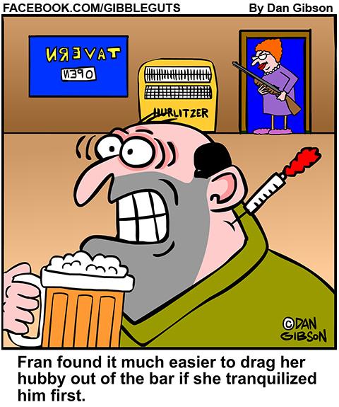 barfly cartoon
