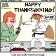 turkey day cartoon