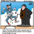 umpire cartoon