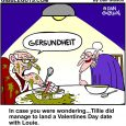 date with louie cartoon