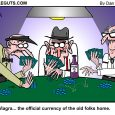 Viagra Poker game cartoon