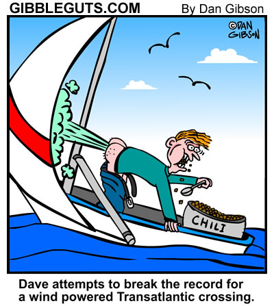 Wind Power Cartoon