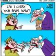 baggy eyes cartoon