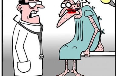 c-section cartoon