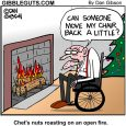 chest nuts roasting cartoon