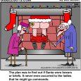 boxers or briefs santa cartoon