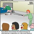 nurse cartoon