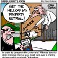 Jehovahs Witness cartoon