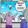 flasher cartoon