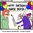 bertas birthday present