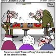 beer pong cartoon