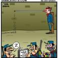 firing squad cartoon