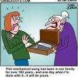 family heirloom cartoonb