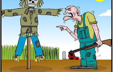 hippie cartoon