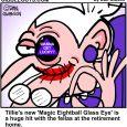 magic eight ball cartoon