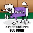 name tillie's dog winner