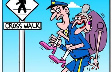 mailman cartoon