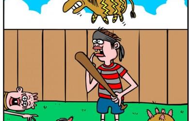 pinyata cartoon