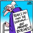 sidewalk queen tillie