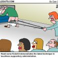 suppository delivery cartoon