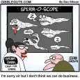 sperm bank cartoon