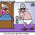 old cowboy cartoon