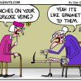 varicose Veins cartoon