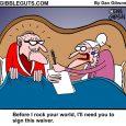 old people love cartoon